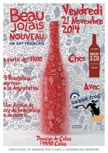 beaujolais-nouveau 2014 V&C